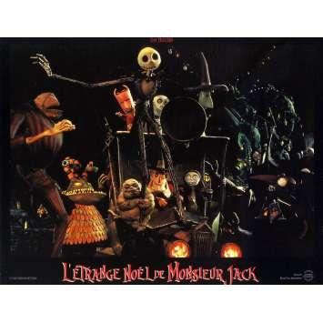 L'ETRANGE NOEL DE MONSIEUR JACK Photo de film N01 - 21x30 cm. - 1993 - Danny Elfman, Tim Burton