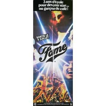 FAME Affiche de film - 60x160 cm. - 1982 - Irene Cara, Alan Parker