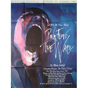 PINK FLOYD THE WALL Affiche de film - 120x160 cm. - 1982 - Bob Geldof, Alan Parker