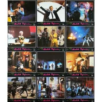 ABSOLUTE BEGINNERS Photos de film x12 - 30x40 cm. - 1986 - David Bowie, Julien Temple