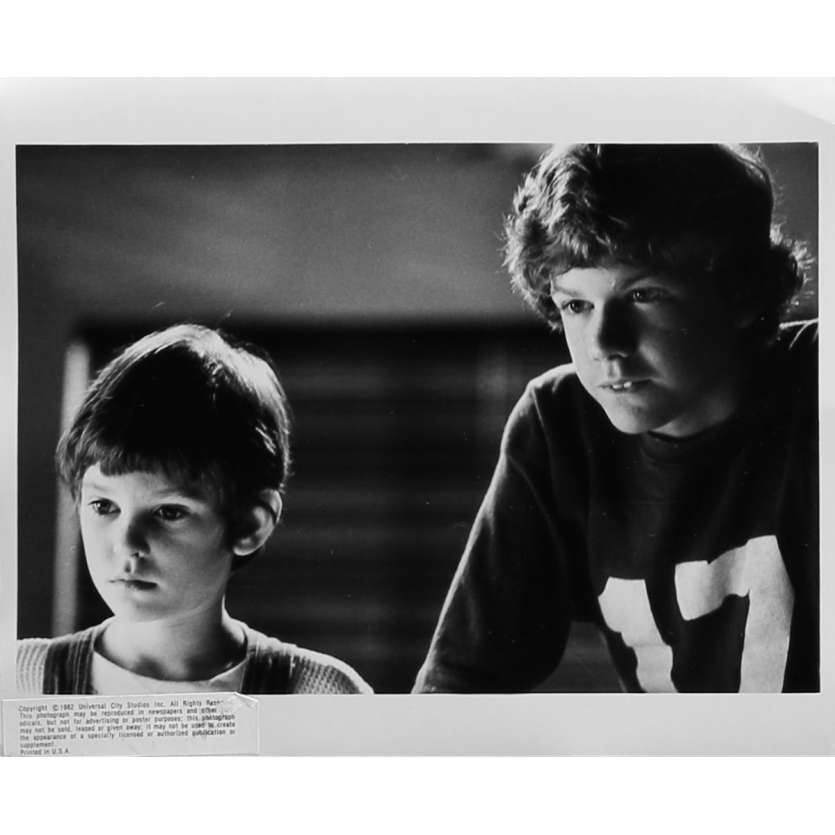 E.T. THE EXTRA-TERRESTRIAL Original Movie Still N01 - 8x10 in. - 1982 - Steven Spielberg, Dee Wallace