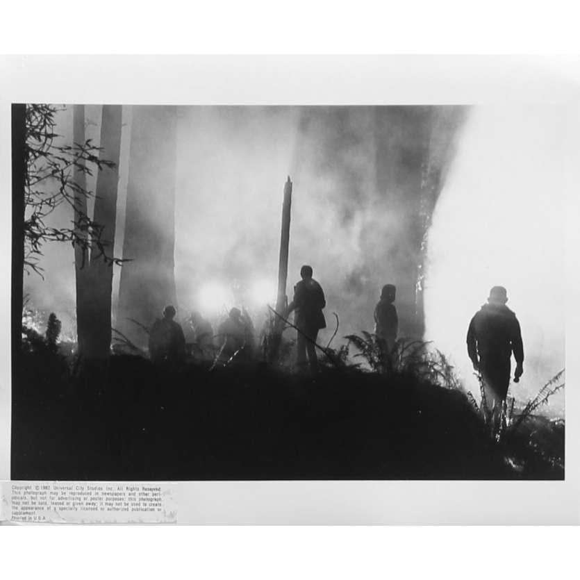 E.T. L'EXTRA-TERRESTRE Photo de presse N02 - 20x25 cm. - 1982 - Dee Wallace, Steven Spielberg