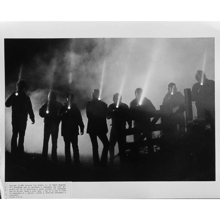 E.T. L'EXTRA-TERRESTRE Photo de presse N04 - 20x25 cm. - 1982 - Dee Wallace, Steven Spielberg
