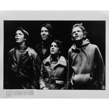 E.T. L'EXTRA-TERRESTRE Photo de presse N05 - 20x25 cm. - 1982 - Dee Wallace, Steven Spielberg