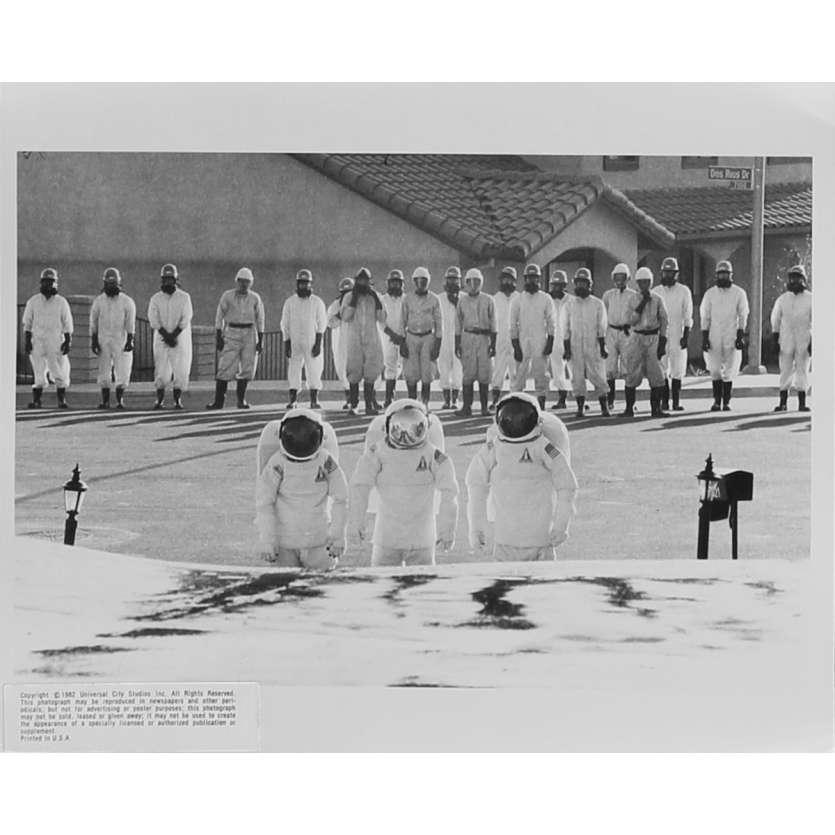 E.T. L'EXTRA-TERRESTRE Photo de presse N07 - 20x25 cm. - 1982 - Dee Wallace, Steven Spielberg