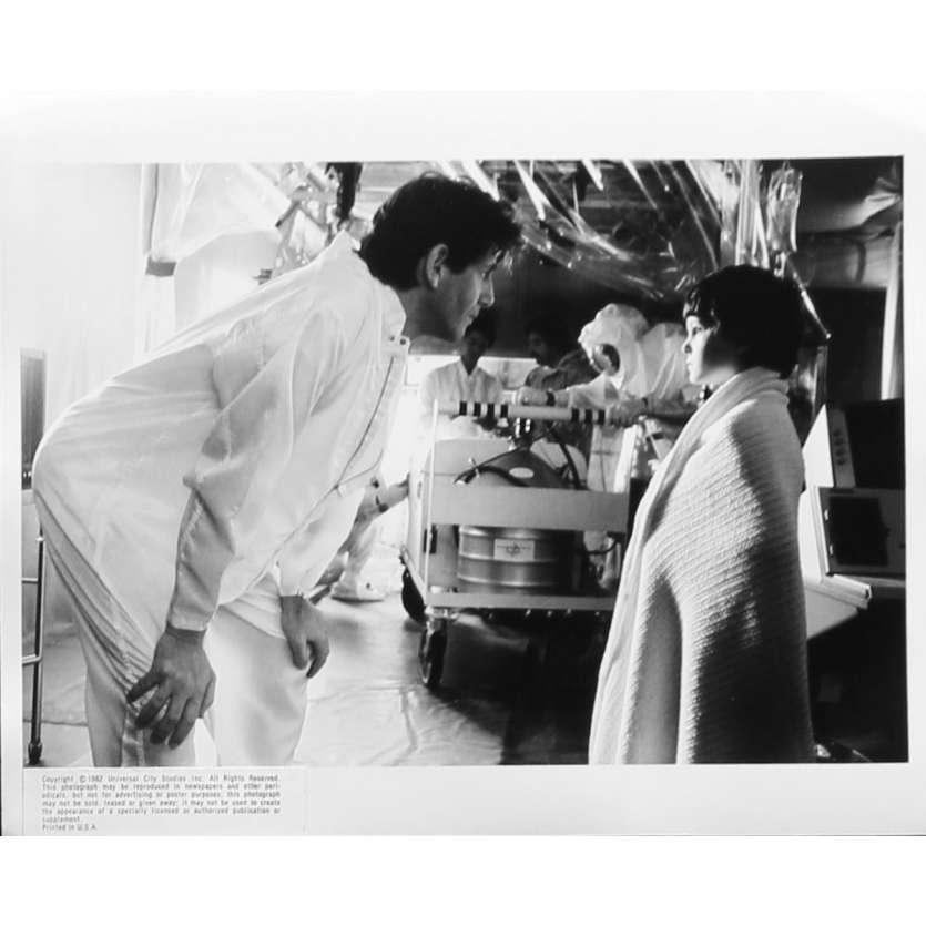 E.T. L'EXTRA-TERRESTRE Photo de presse N11 - 20x25 cm. - 1982 - Dee Wallace, Steven Spielberg