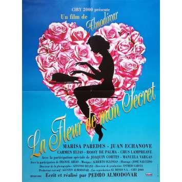 LA FLEUR DE MON SECRET Affiche de film - 60x80 cm. - 1995 - Marisa Paredes, Pedro Almodovar