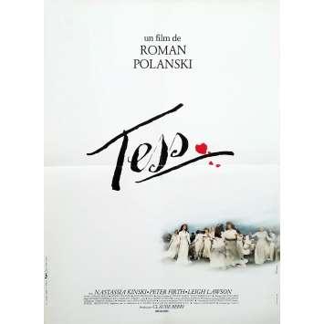 TESS Affiche de film - 40x60 cm. - 1981 - Nastassja Kinski, Roman Polanski