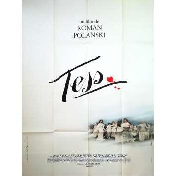 TESS Affiche de film - 120x160 cm. - 1981 - Nastassja Kinski, Roman Polanski
