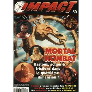 IMPACT N°59 Magazine - Mortal Kombat