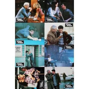 LA COULEUR DE L'ARGENT Photos de film x10 - 21x30 cm. - 1986 - Paul Newman, Martin Scorsese