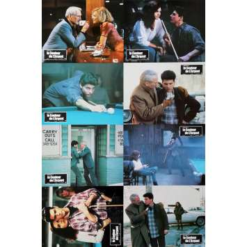 THE COLOR OF MONEY Original Lobby Cards x10 - 9x12 in. - 1986 - Martin Scorsese, Paul Newman