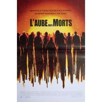 L'ARMEE DES MORTS Affiche de film - Titre prov. - 40x60 cm. - 2004 - RARE ! Zack Snyder