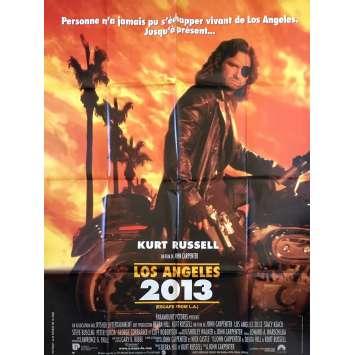 LOS ANGELES 2013 Affiche de film - 120x160 cm. - 1996 - Kurt Russel, John Carpenter
