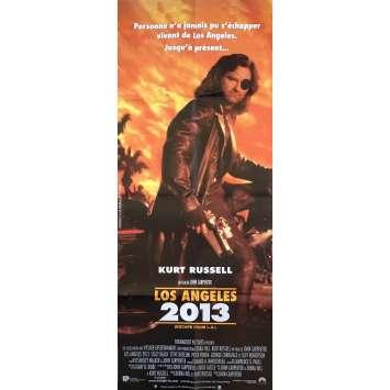 ESCAPE FROM L.A. Original Movie Poster - 23x63 in. - 1996 - John Carpenter, Kurt Russel