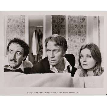LE RETOUR DE LA PANTHERE ROSE Photo de presse N02 - 20x25 cm. - 1975 - Peter Sellers, Blake Edwards