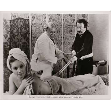 LE RETOUR DE LA PANTHERE ROSE Photo de presse N01 - 20x25 cm. - 1975 - Peter Sellers, Blake Edwards