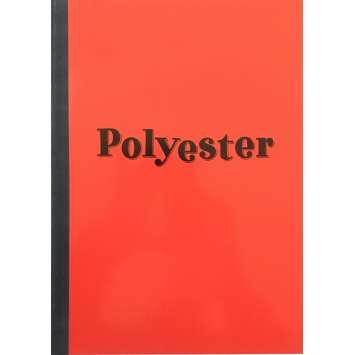POLYESTER Dossier de presse - 21x30 cm. - 1981 - Divine, John Waters