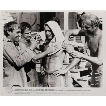 LUKE LA MAIN FROIDE Photo de film N24 - 20x25 cm. - 1967 - Paul Newman, Stuart Rosenberg