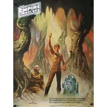STAR WARS - L'EMPIRE CONTRE ATTAQUE Affiche de film Coca Cola Special A - 46x61 cm. - 1980 - Harrison Ford, George Lucas