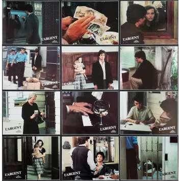 L'ARGENT Photos de film - 21x30 cm. - 1983 - Christian Patey, Robert Bresson