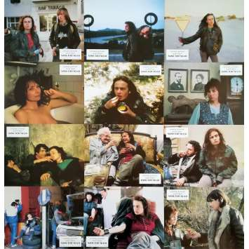 SANS TOIT NI LOI Photos de film x12 - 21x30 cm. - 1985 - Sandrine Bonnaire, Agnes Varda