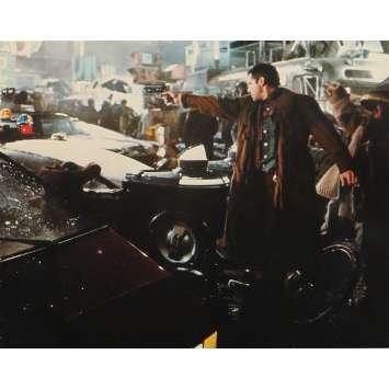 BLADE RUNNER Photo de film N04 - DeLuxe - 20x25 cm. - 1982 - Harrison Ford, Ridley Scott