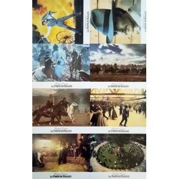 HEAVEN'S GATE Original Lobby Cards x16 - 9x12 in. - 1980 - Michael Cimino, Christopher Walken
