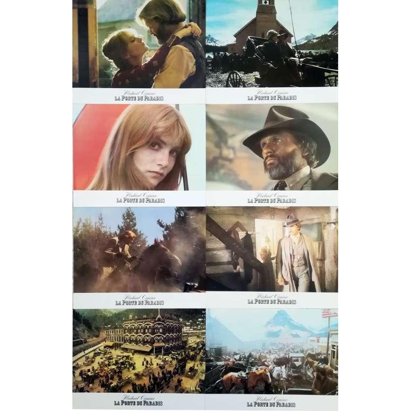 LA PORTE DU PARADIS Photos de film x16 - 21x30 cm. - 1980 - Christopher Walken, Michael Cimino