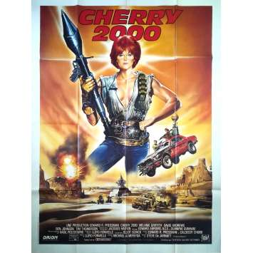 CHERRY 2000 Affiche de film - 120x160 cm. - 1987 - Melanie Griffith, Steve De Jarnatt