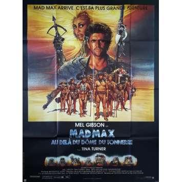 MAD MAX 3 Affiche de film - 40x60 cm. - 1985 - Mel Gibson, Tina Turner, George Miller