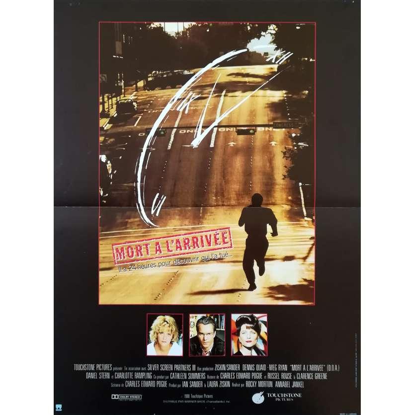 DOA Movie Poster 15x21 In