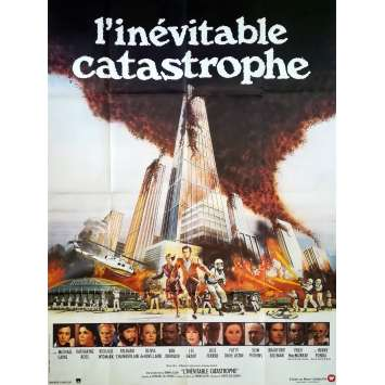 THE SWARM Original Movie Poster - 47x63 in. - 1978 - Irwin Allen, Michael Caine