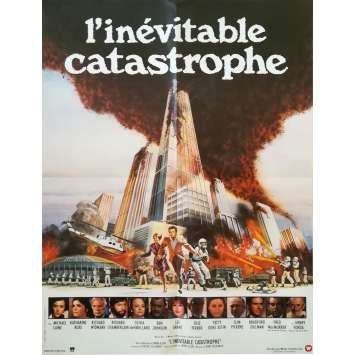 THE SWARM Original Movie Poster - 23x32 in. - 1978 - Irwin Allen, Michael Caine