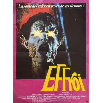 FEAR NO EVIL Original Movie Poster - 15x21 in. - 1981 - Franck LaLoggia, Stefan Arngrim