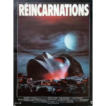 REINCARNATIONS Affiche de film - 40x60 cm. - 1981 - Robert Englund, Gary Sherman