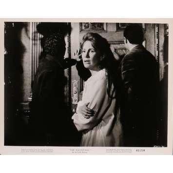 LA MAISON DU DIABLE Photos de presse N13 - 20x25 cm. - 1963 - Julie Harris, Robert Wise