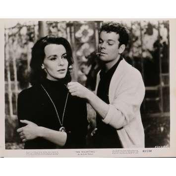 LA MAISON DU DIABLE Photos de presse N12 - 20x25 cm. - 1963 - Julie Harris, Robert Wise