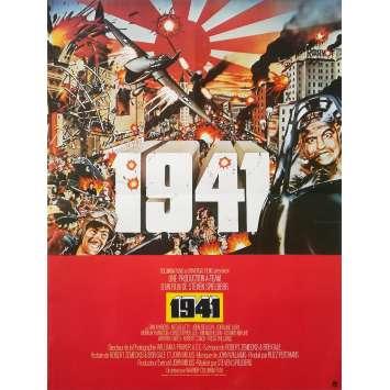 1941 Affiche de film Mod.A - 40x60 cm. - 1979 - John Belushi, Steven Spielberg