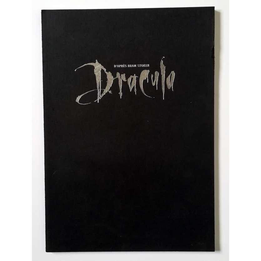 DRACULA Dossier de presse 40p - 21x30 cm. - 1992 - Gary Oldman, Winona Ryder, Francis Ford Coppola