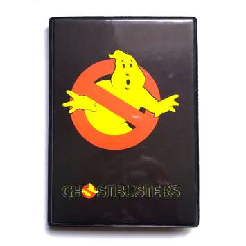 GHOSTBUSTERS Vintage Phone book - 7x9 in. - 1984 - Ivan Reitman, Bill Murray, Dan Aykroyd