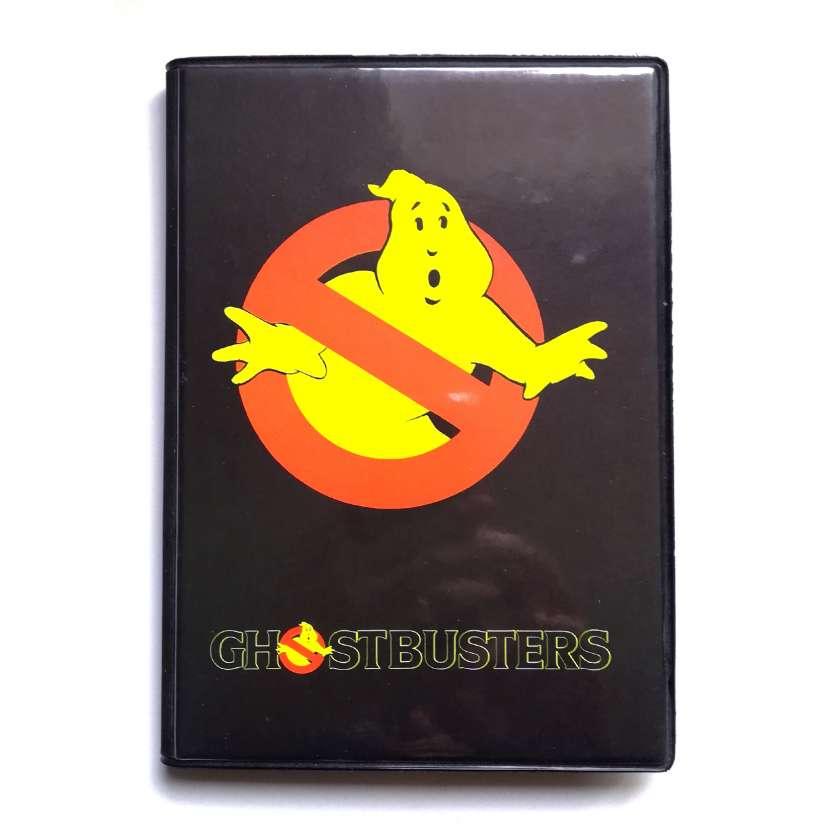 GHOSTBUSTERS Vintage Phone book - 7x9 in. - 1984 - Ivan Reitman, Bill Murray, Dan Aykroyd