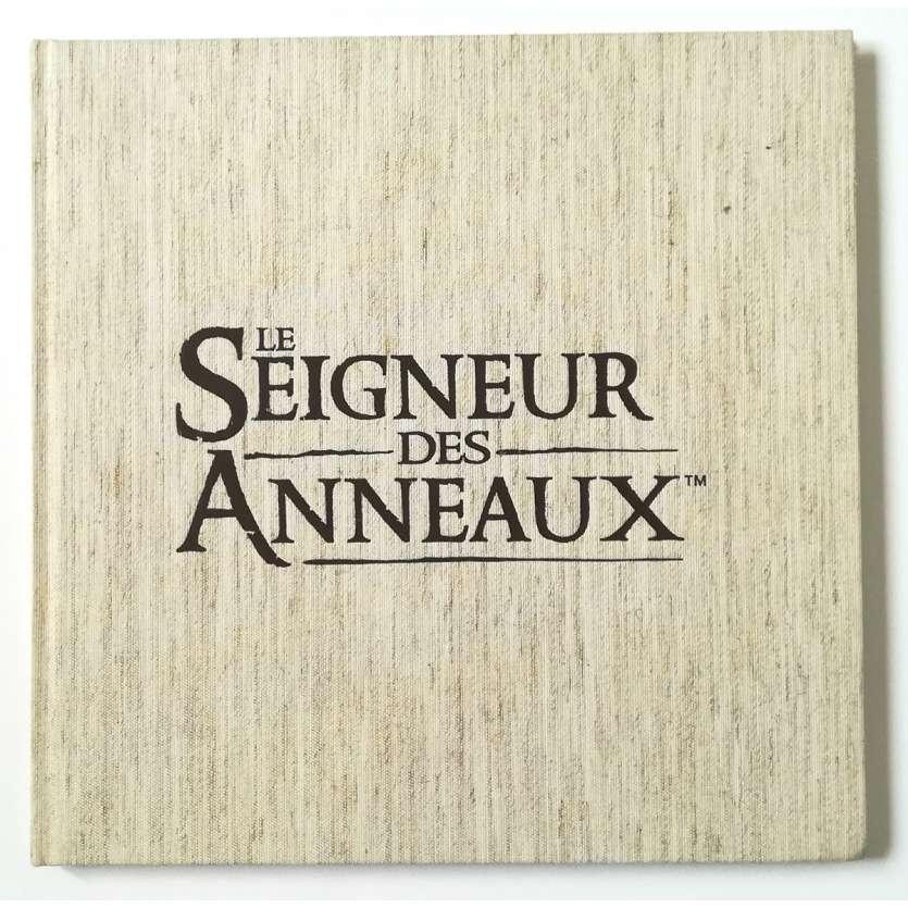 LE SEIGNEUR DES ANNEAUX - LE RETOUR DU ROI Dossier de presse 80p - HC - 21x30 cm. - 2003 - Viggo Mortensen, Peter Jackson
