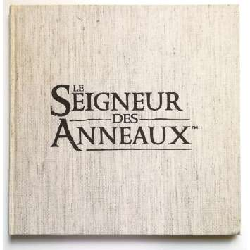 LE SEIGNEUR DES ANNEAUX - LES 2 TOURS Dossier de presse 80p - HC - 21x30 cm. - 2002 - Viggo Mortensen, Peter Jackson