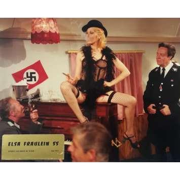 ELSA FRAULEIN SS Photo de film N01 - 24x30 cm. - 1977 - Malisa Longo, Patrice Rhomm