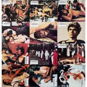 CALIGULA LA VERITABLE HISTOIRE Photos de film x12 - 21x30 cm. - 1983 - Laura Gemser, Joe D'Amato