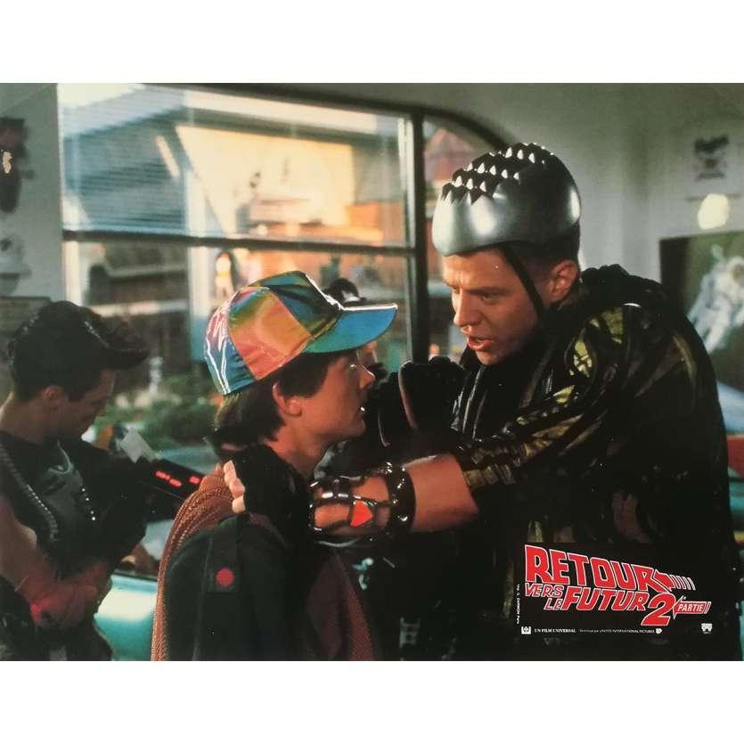 RETOUR VERS LE FUTUR 2 Photo de film N09 - 21x30 cm. - 1989 - Michael J. Fox, Robert Zemeckis