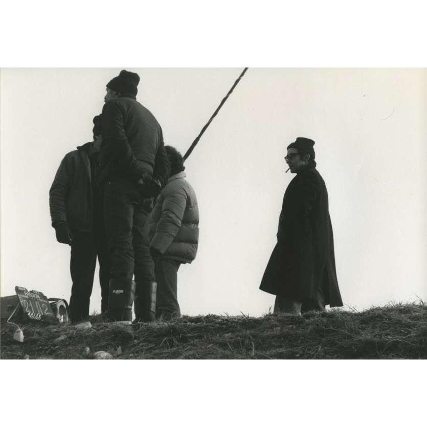 PASSION Photo de presse - 18x24 cm. - 1982 - Isabelle Huppert, Jean-Luc Godard