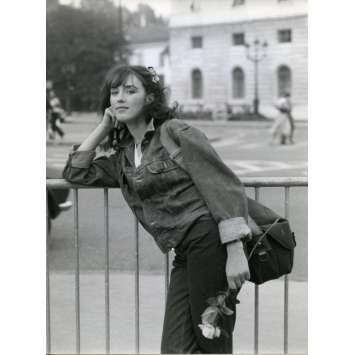 CLARA ET LES CHICS TYPES Photo de presse - 18x24 cm. - 1981 - Isabelle Adjani, Jacques Monnet
