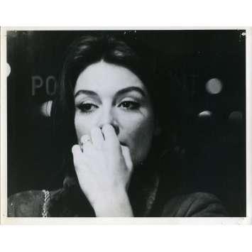 UN HOMME ET UNE FEMME Photo de presse - 20x25 cm. - 1966 - Anouk Aimée, Jean-Louis Trintignant, Claude Lelouch